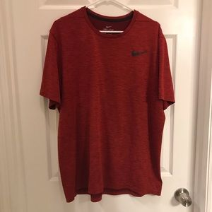Nike drift men's athletic T-shirt size XL